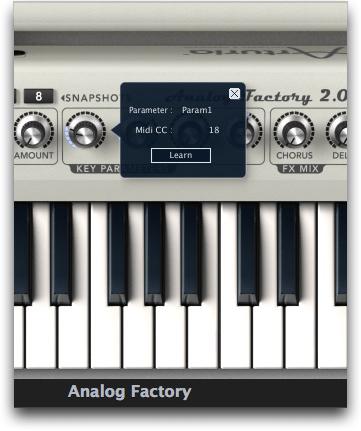 Arturia analog factory