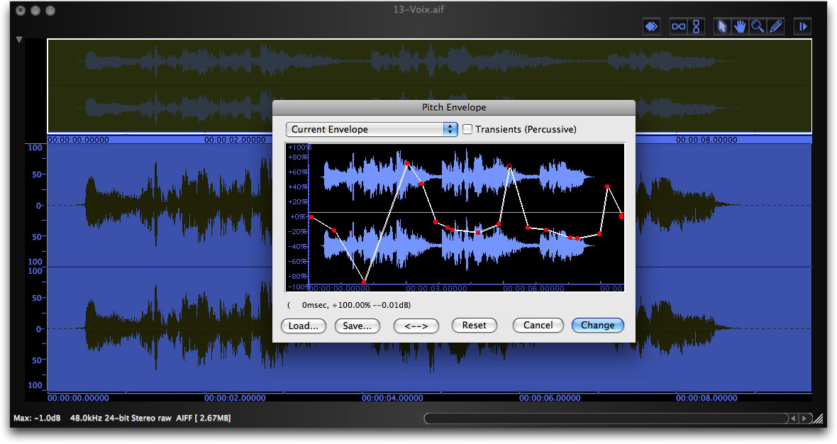 Peak Pro 6 XT: The Test : BIAS at their Peak - Audiofanzine