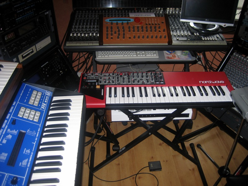 Clavia Nord Wave: The Test : Multifaceted Synthesis