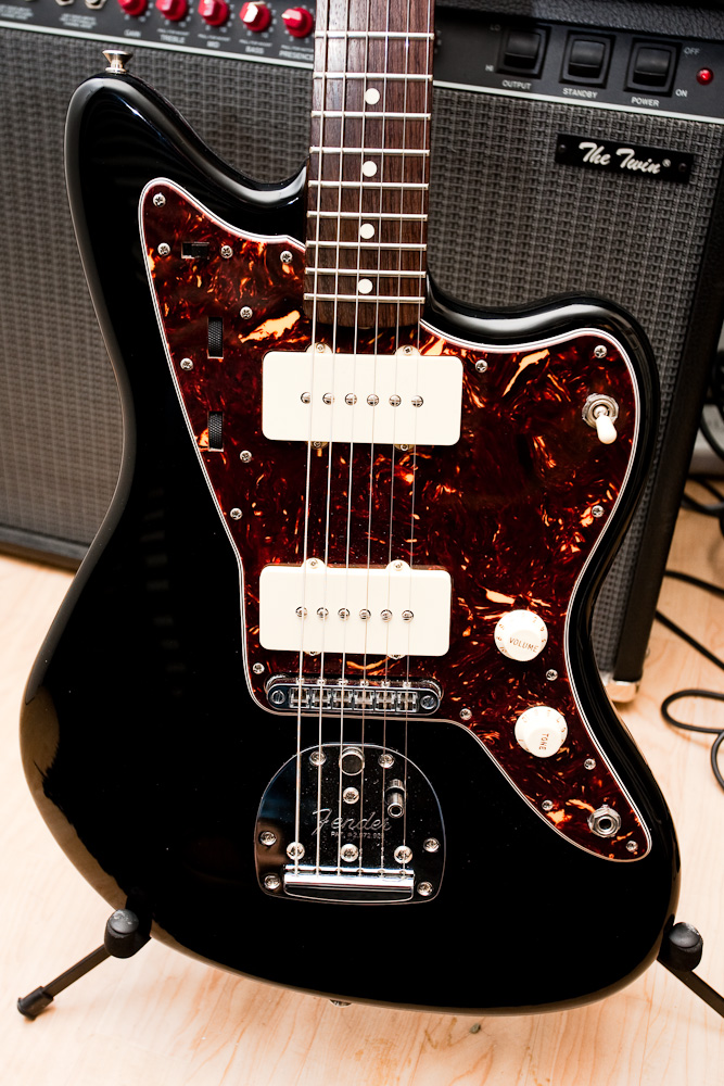 fender classic player jazzmaster & jaguar: the test : the ... wiring fender classic player jaguar