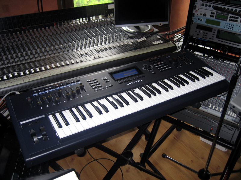 Kurzweil PC361 Review : VASTer Than Ever - Audiofanzine