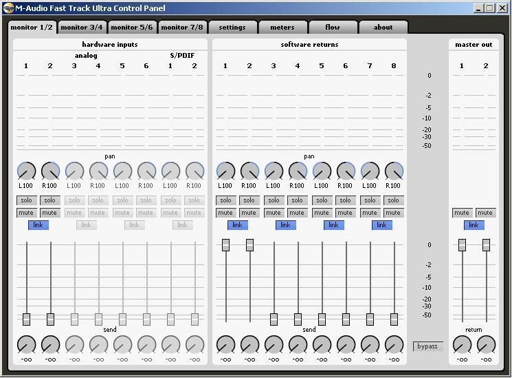 скачать драйвер для звуковой карты m-audio fast track mkii