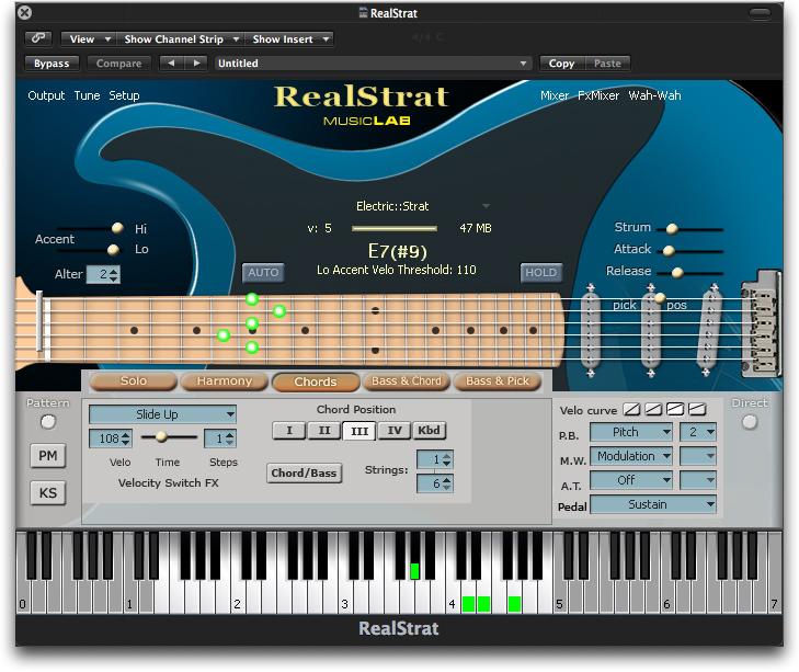 test of musiclab s realstrat real fake strat audiofanzine rh en audiofanzine com